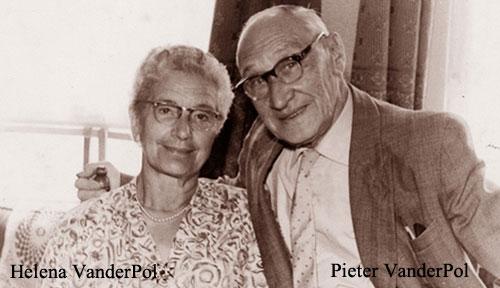 Helena and Pieter VanderPol