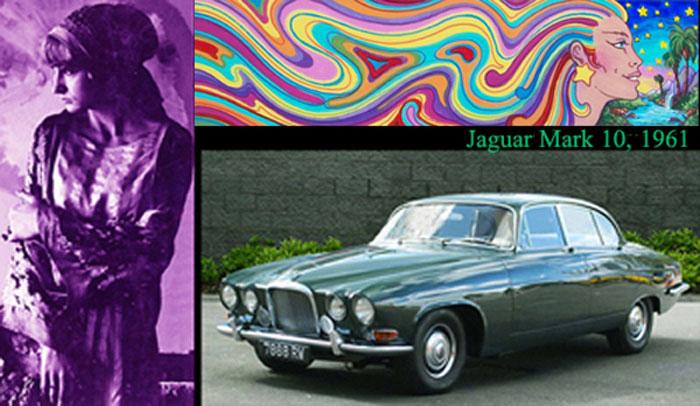 Marijke Jaguar Mark10, 1961
