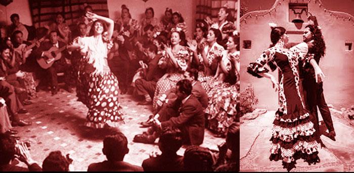 Flamenco Gypsies
