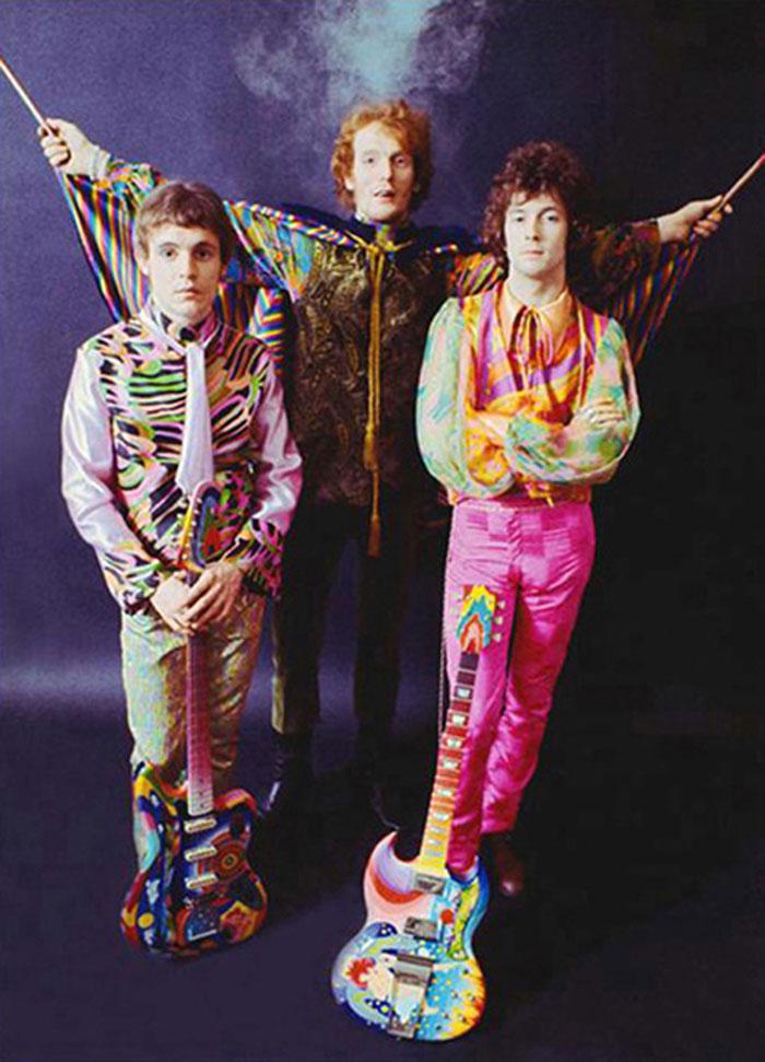 CREAM Trio
