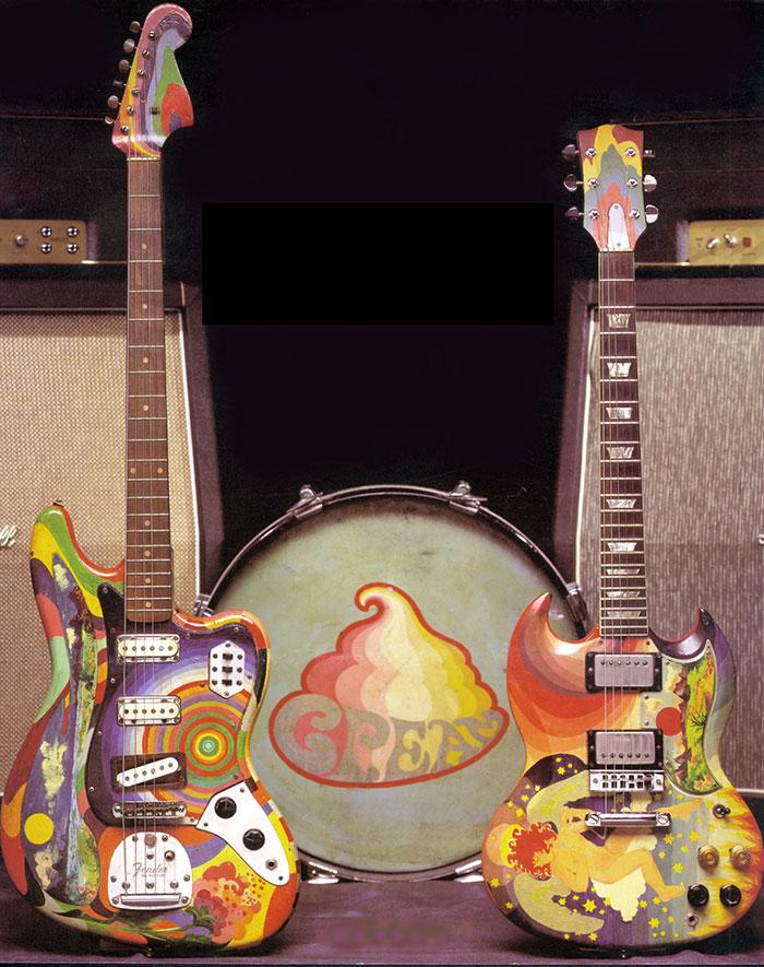 Cream Instruments