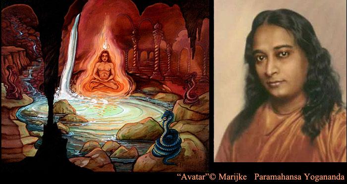 Yogananda Avatar Babaji