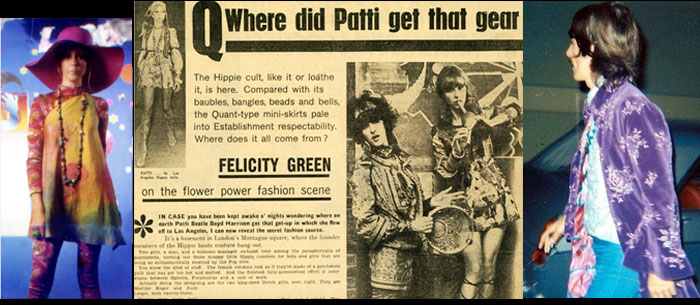 Where did Patti get that gear