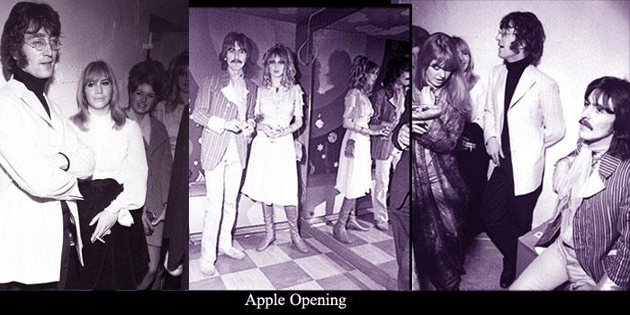 Apple Opening