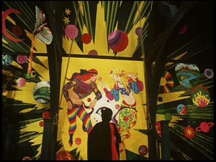 Wonderwall mural